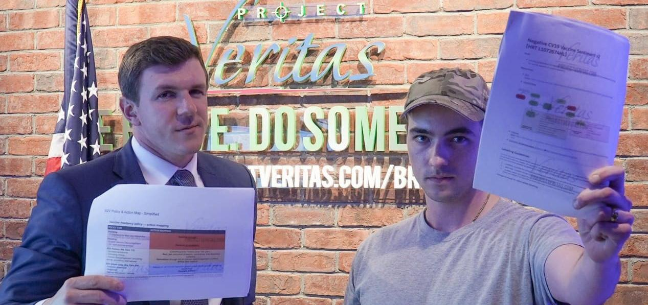 Data Technician Kahmann Goes Public to #ExposeFacebook for Veritas