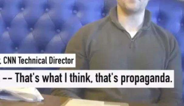 Project Veritas Records CNN Producer Admitting Anti-Trump, Anti-Gaetz Propaganda