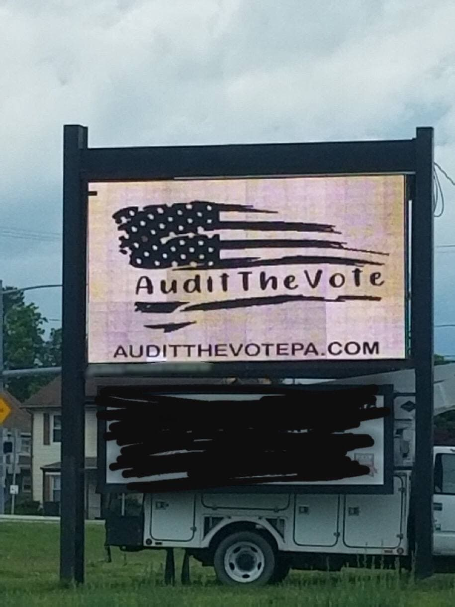 Pennsylvania Election Integrity Updates